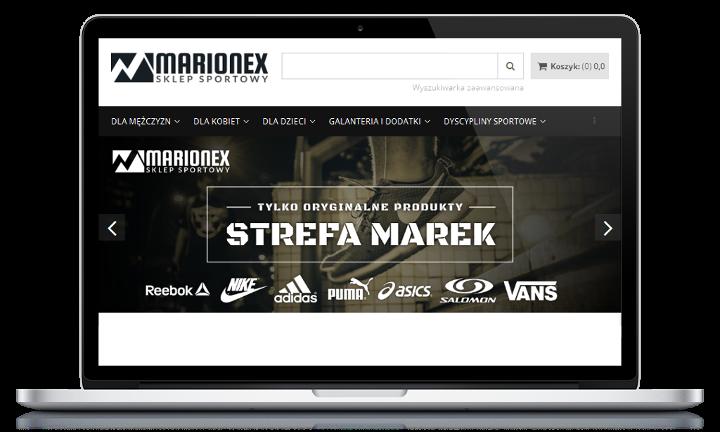 Sklep sportowy online Marionex.pl